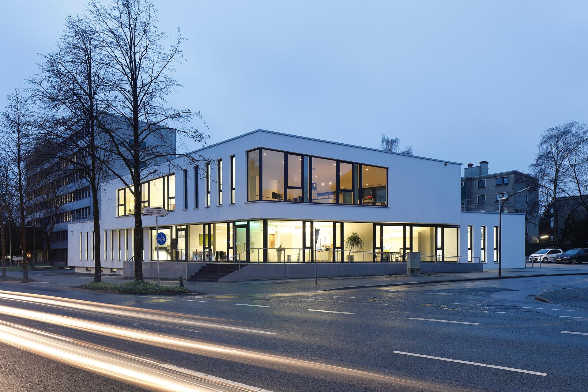 Zentrum für Zahnmedizin Fleuter und Fleuter in Recklinghausen. Foto: Hans Jürgen Landes Fotografie