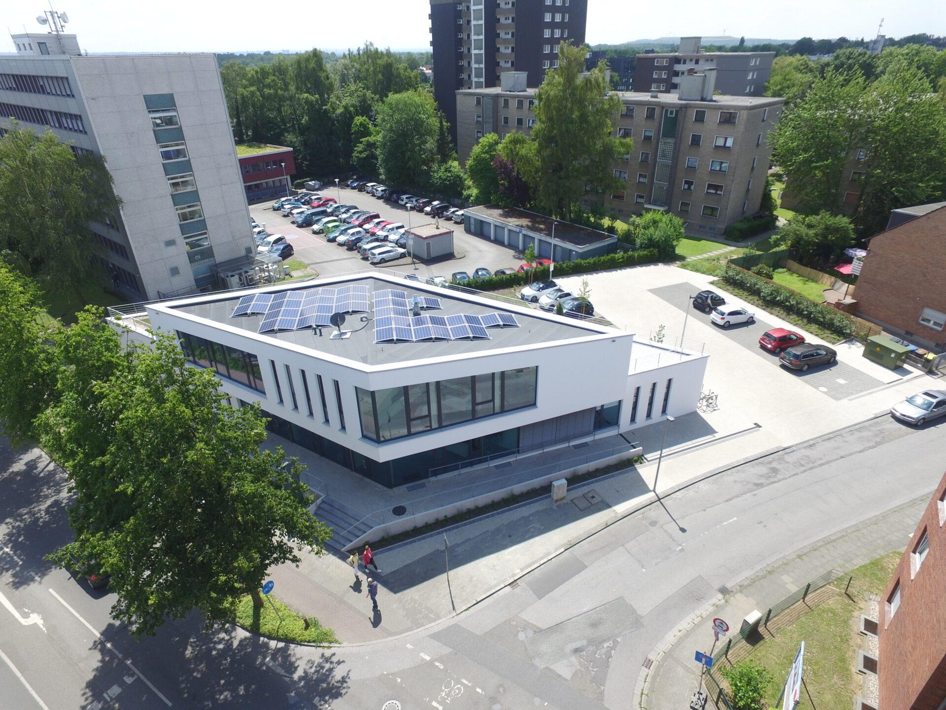 Zentrum für Zahnmedizin Fleuter und Fleuter in Recklinghausen. Foto: Christian Fleuter