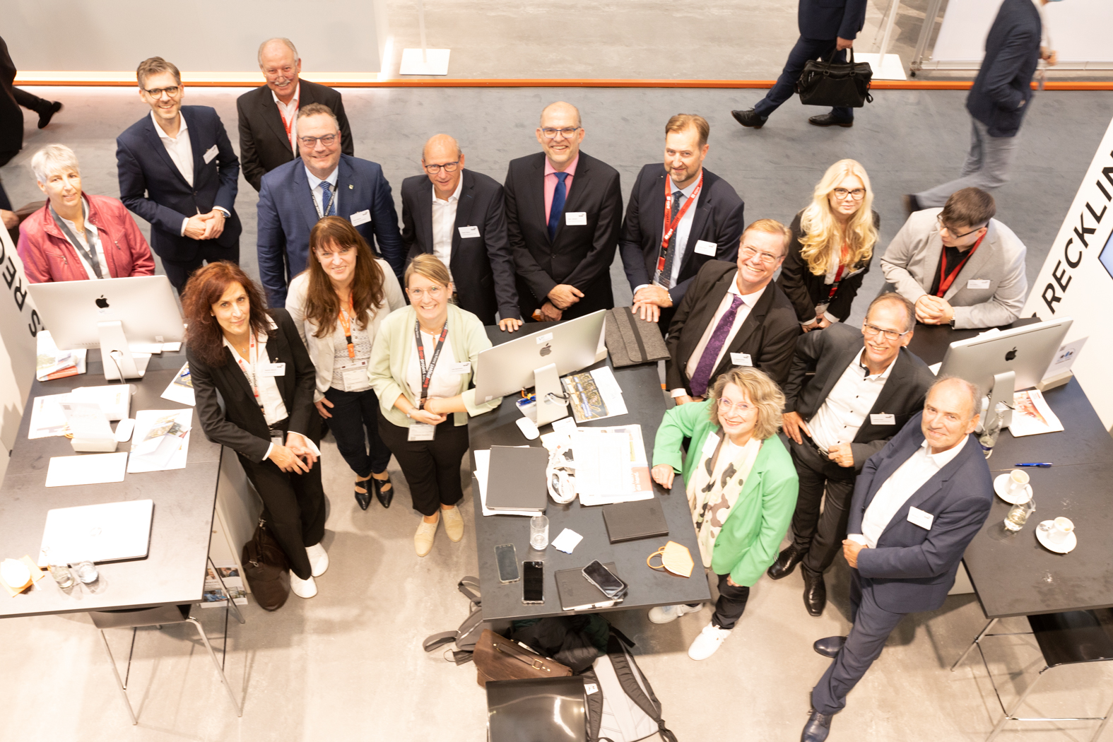 Recklinghausen Wirtschaftsförderung auf der Expo Real 2021